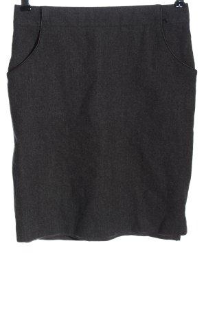 Aigner Miniskirt light grey flecked casual look