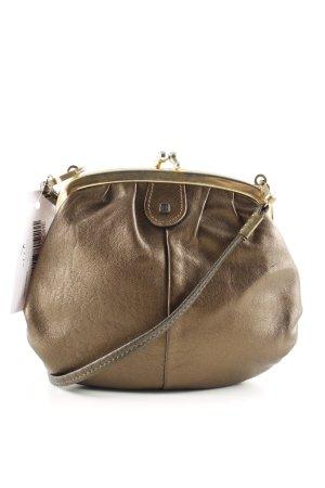 Aigner Minitasche bronzefarben-goldfarben Casual-Look