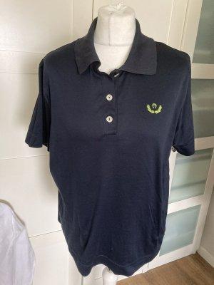 Aigner Polo Shirt dark blue-blue
