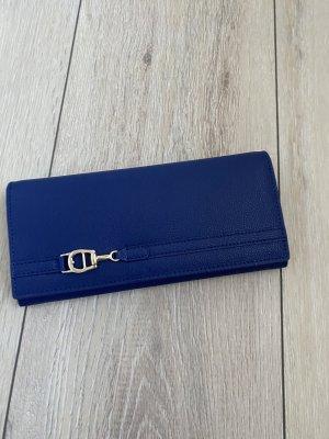 Aigner Portefeuille bleu foncé-bleu acier cuir