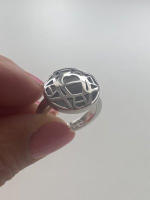 Aigner Silver Ring silver-colored