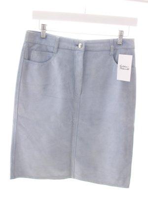 Aigner Skirt azure classic style