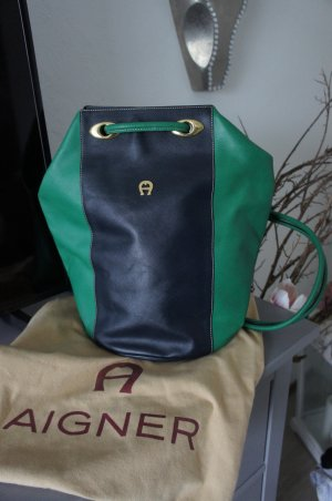 Aigner Trekking Backpack green