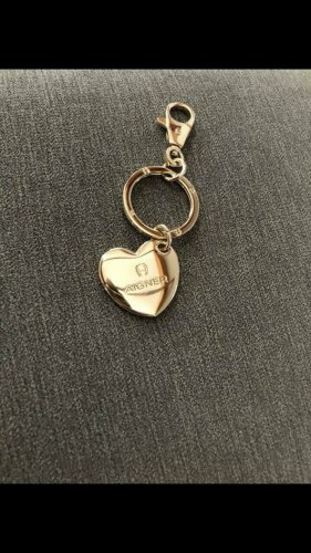 Aigner Key Chain gold-colored