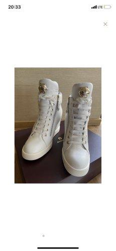 Aigner Low boot blanc