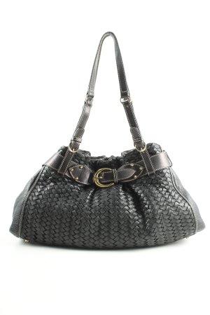 Aigner Shoulder Bag black casual look