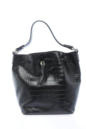 "Aigner Shoulder Bag ""Tara Bucket Bag"" black"