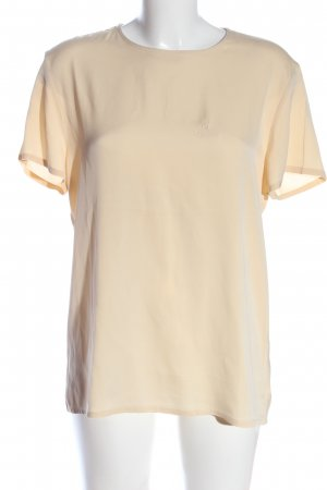 Aigner Silk Blouse cream casual look