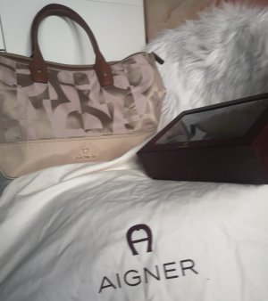 Aigner Shopper camel-cream