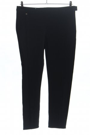 Aigner Jersey Pants black business style