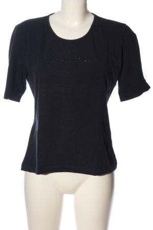 Aigner T-Shirt black casual look