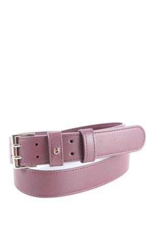 Aigner Waist Belt purple