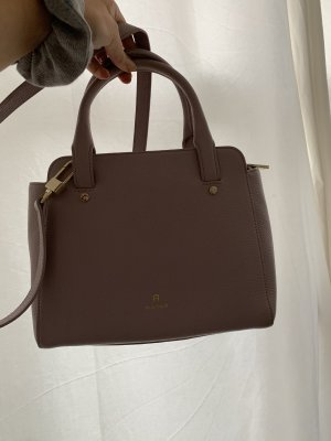 Aigner Handbag rose-gold-coloured
