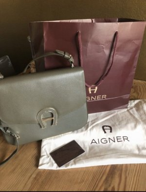 Aigner Bolso taupe