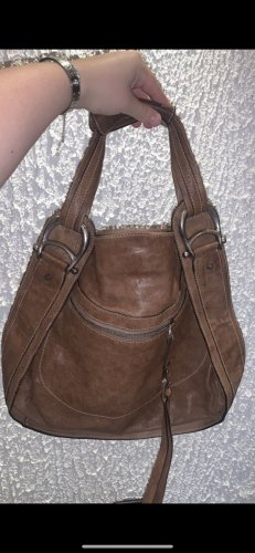 Aigner Crossbody bag light brown