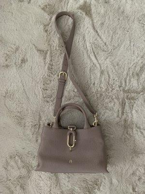 Aigner Crossbody bag multicolored leather