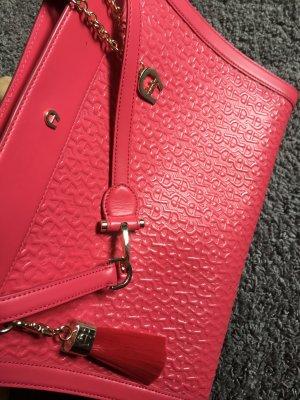 Aigner Tasche pink wie neu