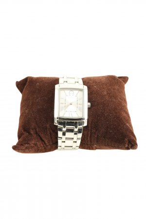Aigner Watch With Metal Strap brown casual look