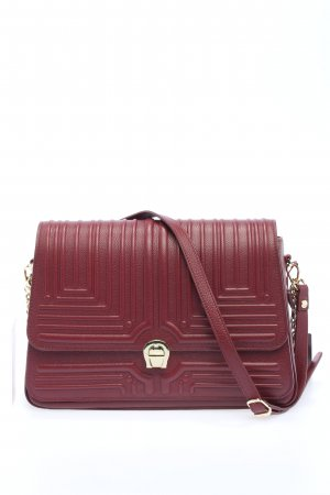 Aigner Crossbody bag red business style
