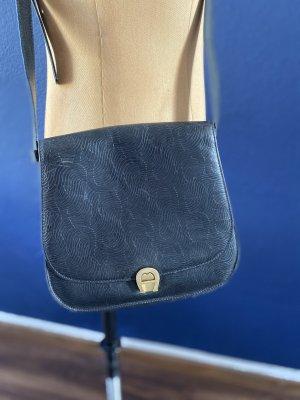 Aigner Vintage Tasche Echtleder top Zustand
