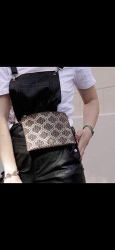 Aigner Clutch multicolored leather
