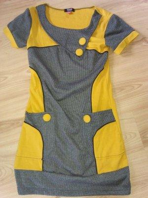 Aiki 50er 60er Retrostill Kleid S 36