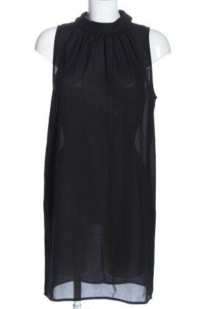 Aiki Mini vestido negro elegante