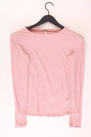 Aiki T-shirt stoffig roze-rosé-lichtroze-roze Polyester