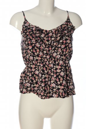 Aiki Spaghetti Strap Top allover print casual look