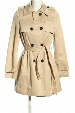 Aiki Trenchcoat creme Casual-Look