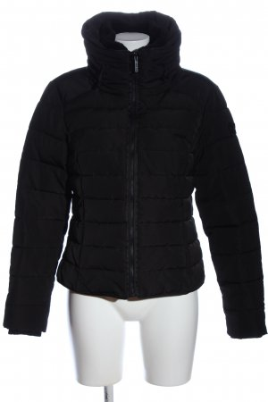 Aiki Winter Jacket black casual look