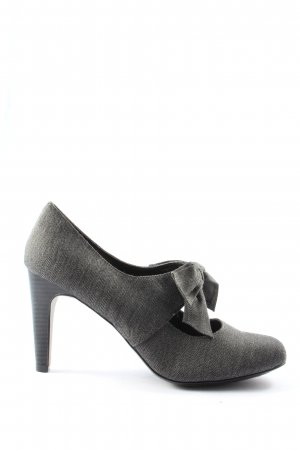Aim High Heel Sandal light grey business style