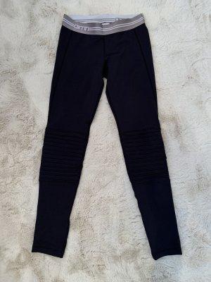 Aim'n Spodnie sportowe czarny-brąz