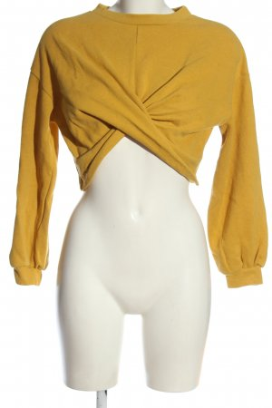 Aimeier Cropped Pullover