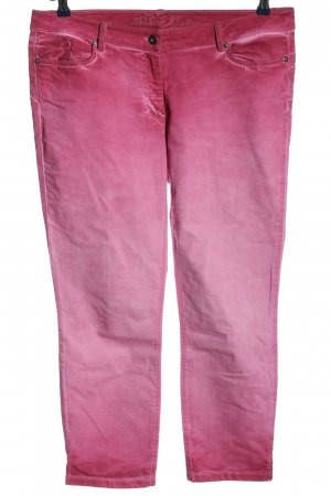 Air Field Vaquero 7/8 rosa look casual