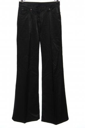Air Field Baggy Pants schwarz Casual-Look