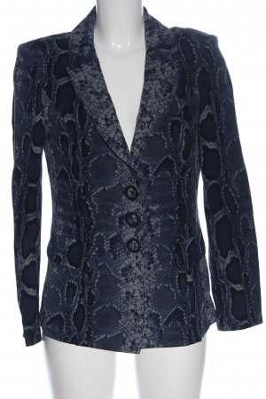 Air Field Blazer corto azul-gris claro estilo «business»