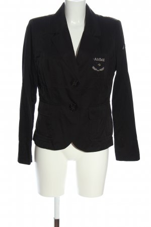 Airfield Blazer corto negro look casual