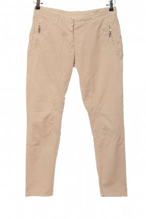 Air Field Stoffhose creme Business-Look