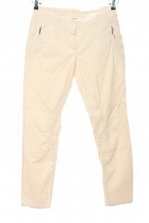 Air Field Stoffhose creme Casual-Look