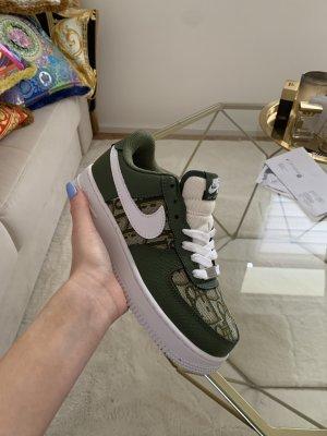 Air Jordan Lace Shoes khaki