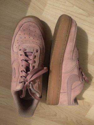 Nike Zapatilla brogue rosa-rosa empolvado
