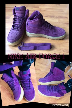 Air Force 1 high Bordeaux sneakers 38,5