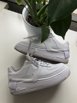 Air force 1 jester triple white weiß Nike 36 sneaker Sommer plateau
