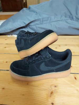 Air Force 1 Low Black Gum