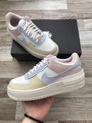 Air Force 1 Shadow - 'Glacier Blue' Summit White Fantome Pastell EU38