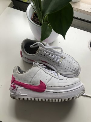 Air force 1 xx jester 37,5 white Pink weiß Sommer Nike Blogger sneaker Plateau