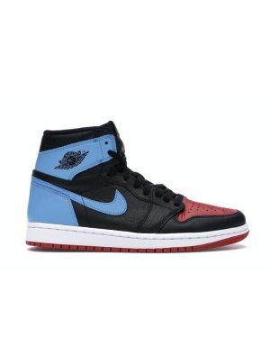 Air Jordan 1 High Nc to CHI leather