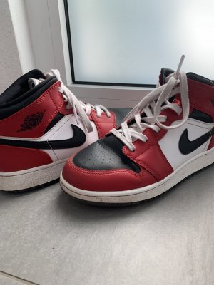 Air Jordan 1 Mid rot