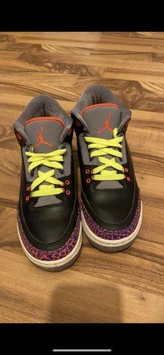 Air Jordan Lace-Up Sneaker multicolored